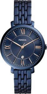 Zegarek FOSSIL - Jacqueline ES4094 Blue/Blue