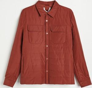 Czerwona kurtka Reserved