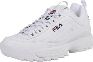 13e741bf5cb99 Białe buty sportowe męskie Fila, kolekcja wiosna 2019