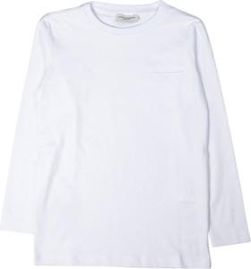 Koszulka dziecięca Paolo Pecora z bawełny z długim rękawem