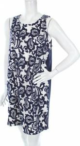 Niebieska sukienka Emmelee midi