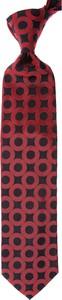 Czerwony krawat Dolce & Gabbana