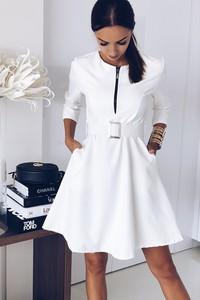 9a52f5787a Sukienka Ivet.pl w stylu casual midi