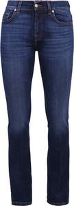 Niebieskie jeansy 7 for all mankind w stylu casual z jeansu