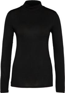 Czarny t-shirt selected femme