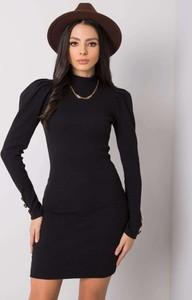 Czarna sukienka Promese