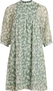Zielona sukienka Vila mini