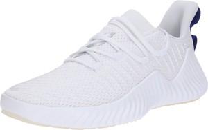 Buty sportowe Adidas Performance sznurowane w sportowym stylu