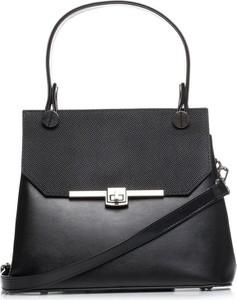 Czarna torebka Stylove w stylu glamour