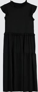 Sukienka Trendyol prosta z krótkim rękawem mini