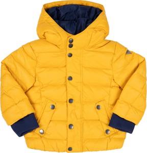 Żółta kurtka dziecięca Guess