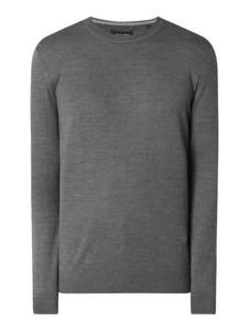 Sweter Christian Berg Men w stylu casual z wełny