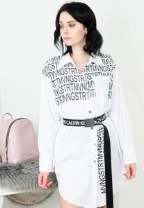 Koszula Olika z długim rękawem w stylu casual