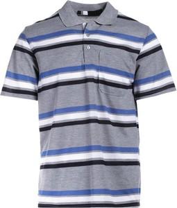 Koszulka polo Multu z krótkim rękawem w stylu casual z bawełny