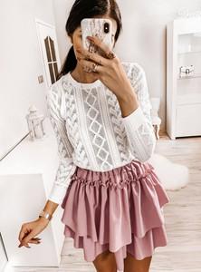 Spódnica Pakuten z tkaniny w stylu casual