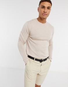 Sweter Asos w stylu casual z wełny