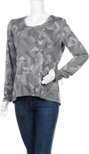 Bluzka Michelle Bridges w stylu casual z długim rękawem