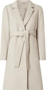 Płaszcz Montego w stylu casual z bawełny