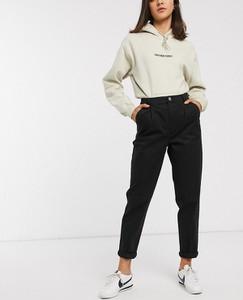 Czarne spodnie Asos