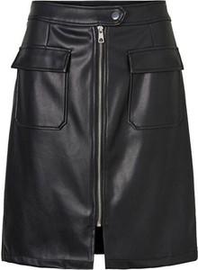 Czarna spódnica Vero Moda mini