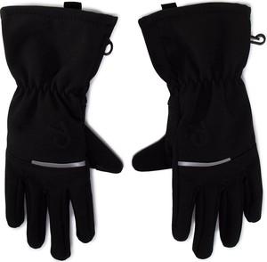 Czarne rękawiczki eobuwie.pl
