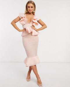 Sukienka Missguided midi