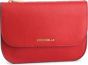Czerwona torebka Coccinelle mała