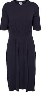 Sukienka Vero Moda z okrągłym dekoltem z krótkim rękawem mini