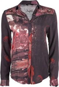 Koszula Desigual z długim rękawem w stylu casual