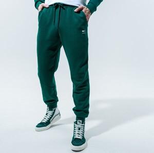 Zielone spodnie Confront