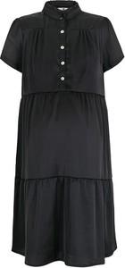 bellybutton Sukienka ciążowa w kolorze czarnym