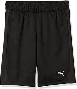 Czarne spodnie dziecięce Puma