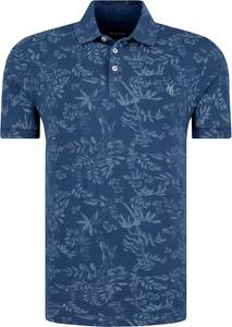 Koszulka polo Marc O'Polo z krótkim rękawem