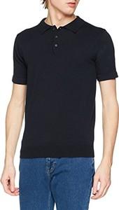 Czarny t-shirt new look