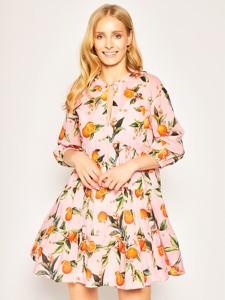 Sukienka iBlues z długim rękawem