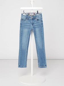 Spodnie dziecięce Review For Kids z jeansu