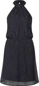 Granatowa sukienka Vero Moda mini bez rękawów