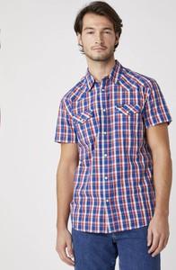 Koszula Wrangler w stylu casual z klasycznym kołnierzykiem