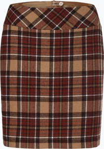 Brązowa spódnica Marie Lund midi w stylu casual