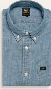 jeansowe koszule męskie stylowo i modnie z Allani
