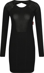 Czarna sukienka Versace Jeans