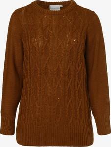 Brązowy sweter Junarose