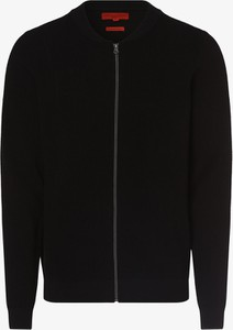 Czarny sweter Finshley & Harding w stylu casual