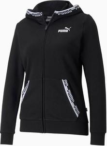 Bluza Puma krótka w sportowym stylu