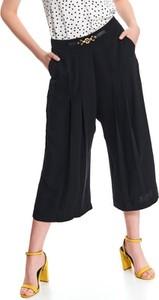 Spodnie Top Secret w stylu retro