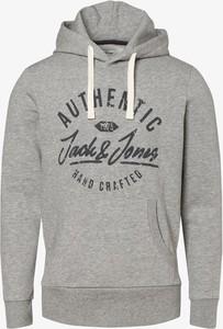 Bluza Jack & Jones w młodzieżowym stylu z bawełny