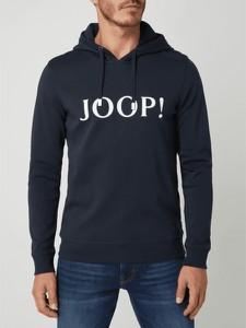 Granatowa bluza Joop! z bawełny
