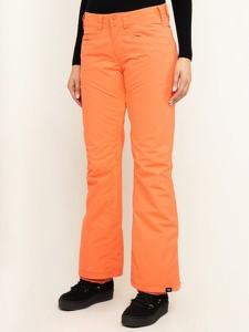Pomarańczowe spodnie sportowe Roxy