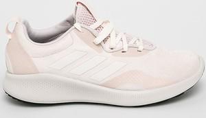 Buty sportowe Adidas Performance sznurowane z płaską podeszwą