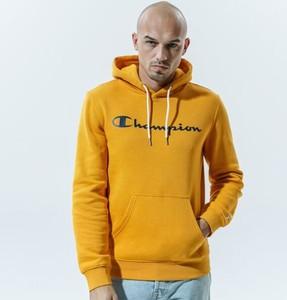 Żółta bluza Champion w sportowym stylu